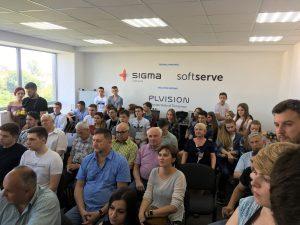 IoT lab Sigma Software Lviv Polytechnics