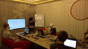 Python course, Richelieu Liceum